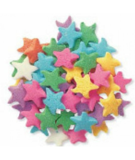 Mixed Star Shapes Sprinkle